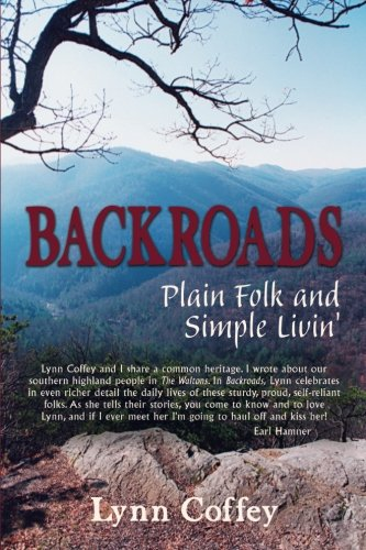 9780615312231: Backroads: Plain Folk and Simple Livin' (The Backroads Books) (Volume 1)