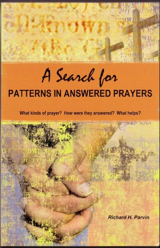 9780615312828: A Search for Patterns in Answered Prayers