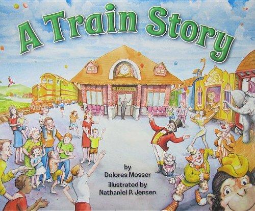9780615313177: A Train Story