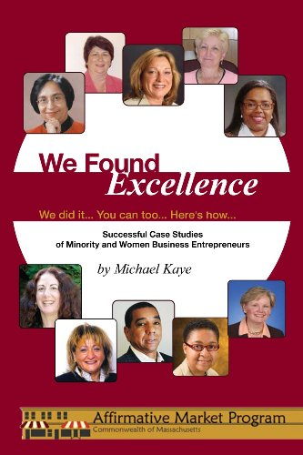 9780615313375: We Found Excellence