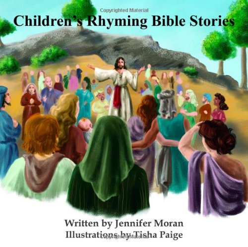 9780615317588: Children's Rhyming Bible Stories