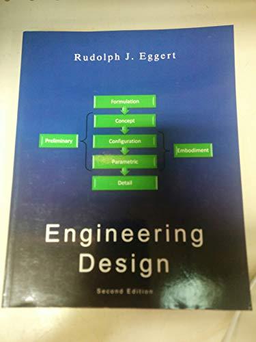 9780615319384: Engineering Design : Second Edition