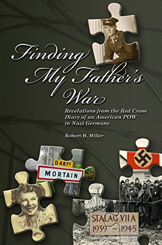 9780615322391: Finding My Father's War: Revelations from the Red Cross Diary of an American POW in Nazi Germany