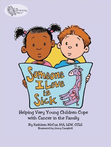 9780615325880: Someone I Love is Sick: Helping Very Young Children Cope with Cancer in the Family, Grandparent Vers