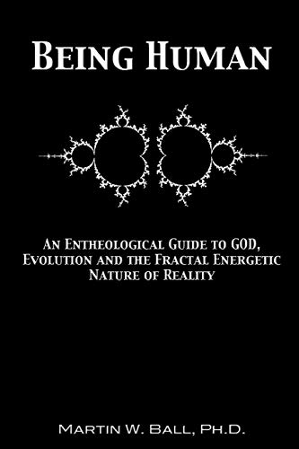 9780615328034: Being Human: An Entheological Guide to God, Evolution and the Fractal Energetic Nature of Reality