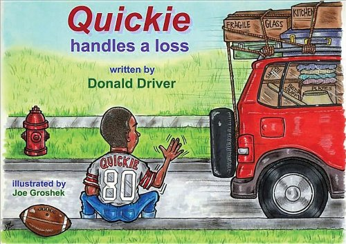 Quickie Handles a Loss: Driver, Donald