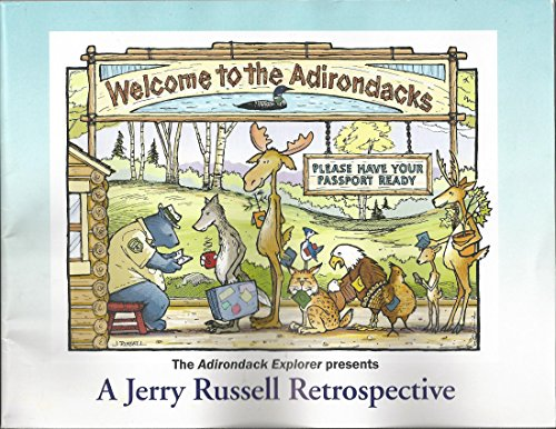 Welcome to the Adirondacks: Russell, Jerry