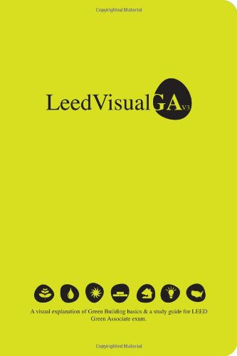 9780615332802: Title: LeafVisual Green Associate Exam Guide A Visual Exp
