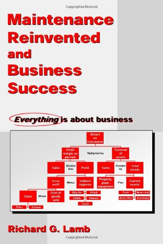 9780615334400: Maintenance reinvented and business success