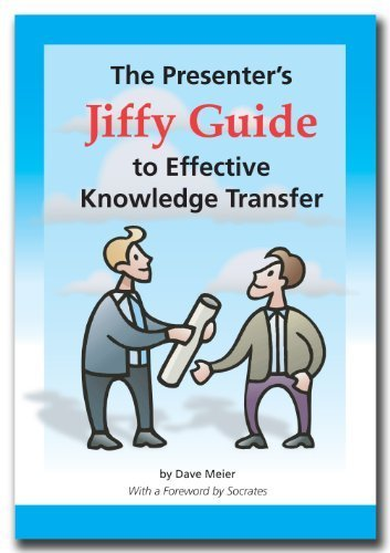 9780615336640: The Presenter's Jiffy Guide to Effective Knowledge Transfer