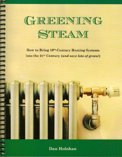 9780615337722: Greening Steam