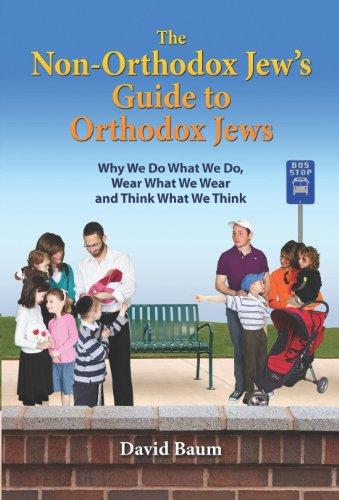 9780615342733: The Non-Orthodox Jew's Guide to Orthodox Jews
