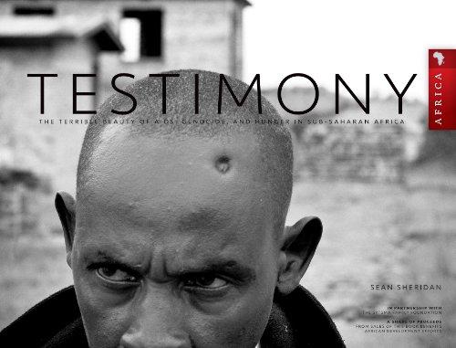 Testimony Africa: Sean Sheridan