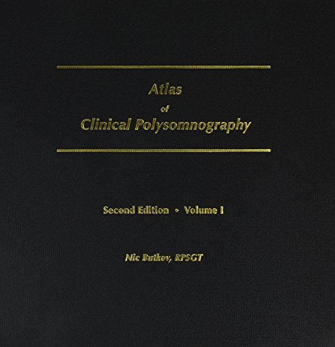 9780615349206: Atlas of Clinical Polysomnography Second Edition (Two-volume Set)