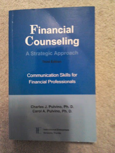 9780615352091: Financial Counseling: A Strategic Approach (3rd Edition)