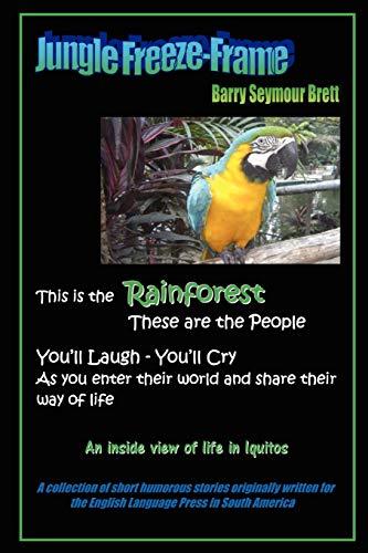 Jungle Freeze-Frame: Barry Brett
