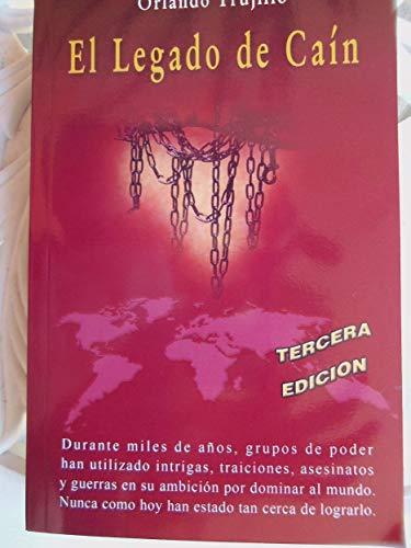 9780615360713: El legado de Cain (Spanish Edition)