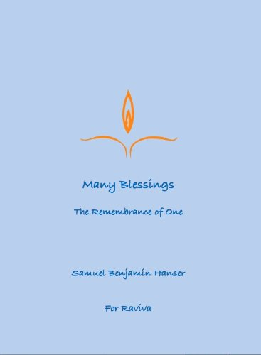 9780615360973: Many Blessings: The Remembrance of One