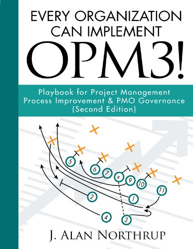 9780615362830: Every Organization Can Implement OPM3! Playbook for Project Management Process Improvement & PMO Governance (Second Edition)