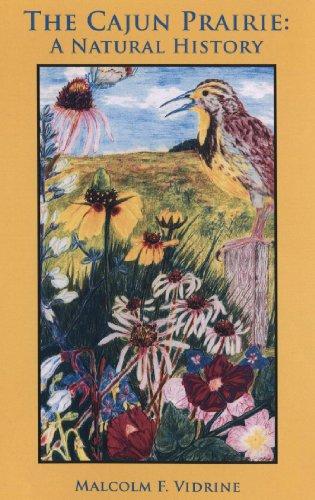The Cajun Prairie: A Natural History: Malcolm F. Vidrine