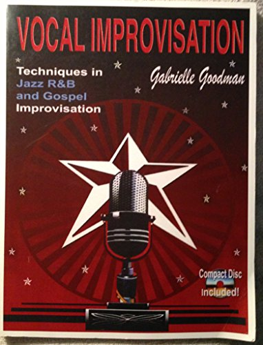 9780615369051: Vocal Improvisation (Techniques in Jazz, R&B and Gospel Improvisation)