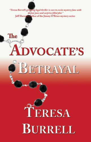 9780615370347: The Advocate's Betrayal (The Advocate Series)