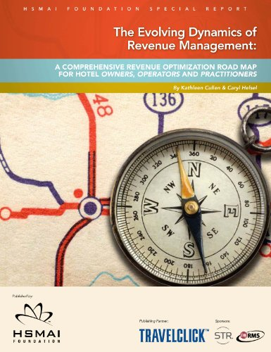 The Evolving Dynamics Of Revenue Management A - Evolving map of us