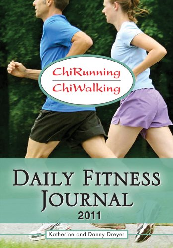 9780615375748: ChiRunning & ChiWalking Daily Fitness Journal