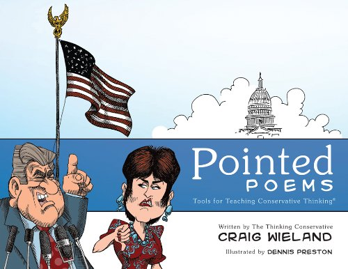9780615376660: Pointed Poems: Tools for Teaching Conservative Thinking