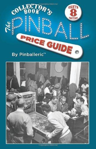 The Pinball Price Guide: Eighth edition: pinballeric