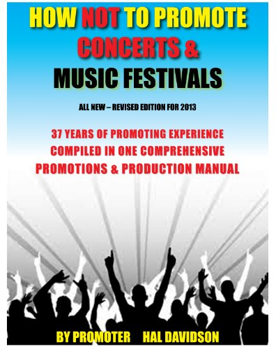 9780615380339: Professional Concert and Music Festival Manual with CD.