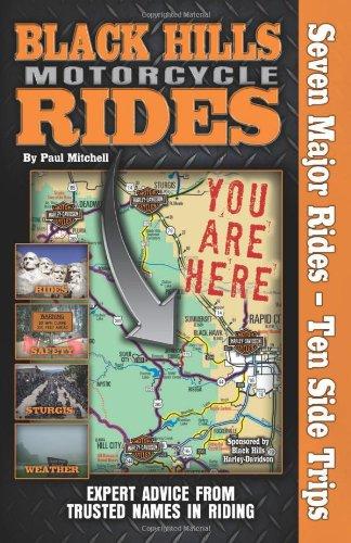 9780615381527: Black Hills Motorcycle Rides