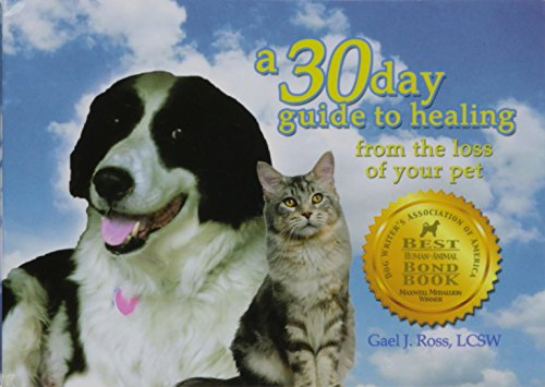 9780615382982: A 30 Day Guide to Healing from the Loss of Your Pet