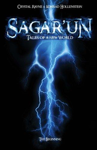 9780615384139: Sagar'un: Tales of a New World