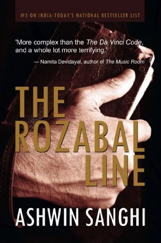 9780615384504: The Rozabal Line (Revised Edition)