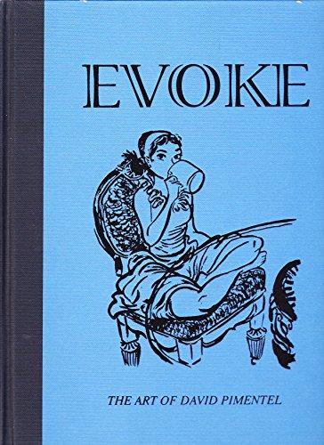 9780615387437: Evoke The Art of David Pimentel