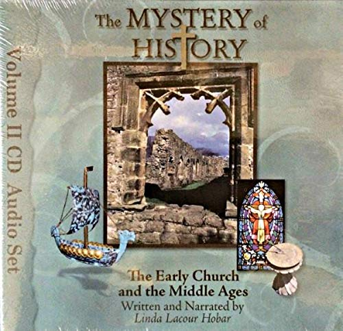 The Mystery of History Volume 2 Audio Book Set (12 Audio CDs)