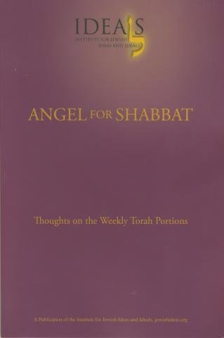 9780615396583: Angel for Shabbat: Thoughts on the Weekly Torah Portions