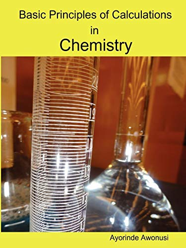 9780615408002: Basic Principles of Calculations in Chemistry