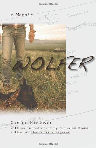 9780615409481: Wolfer: A Memoir