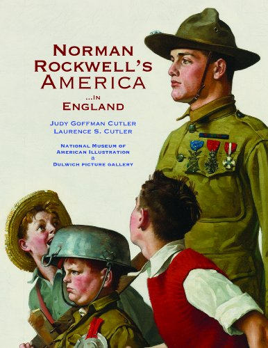 Norman Rockwell's America .In England: Judy Goffman Cutler