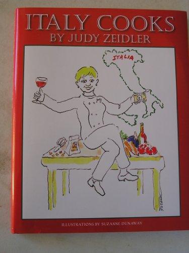 Italy Cooks: Judy Zeidler