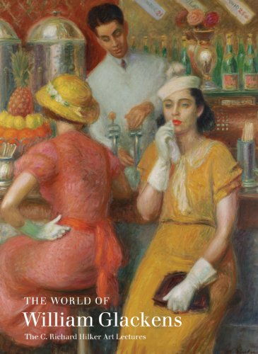 9780615419817: The World of William Glackens: The C. Richard Hilker Art Lectures