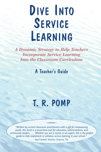 9780615420851: Dive Into Service Learning