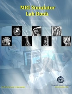 9780615421407: MRI Simulator Lab Book