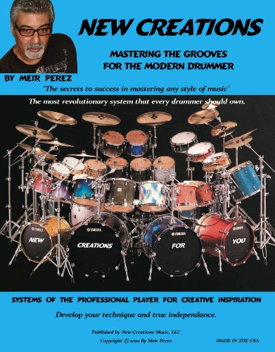 New Creations, Mastering the Grooves for the: Meir Perez