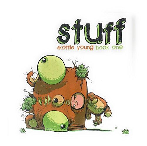9780615426037: Stuff #1 Sketchbook Series Book One