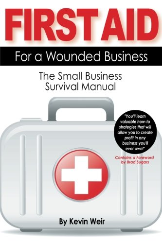 9780615429304: First Aid For A Wounded Business: The Small Business Survival Manual: 1