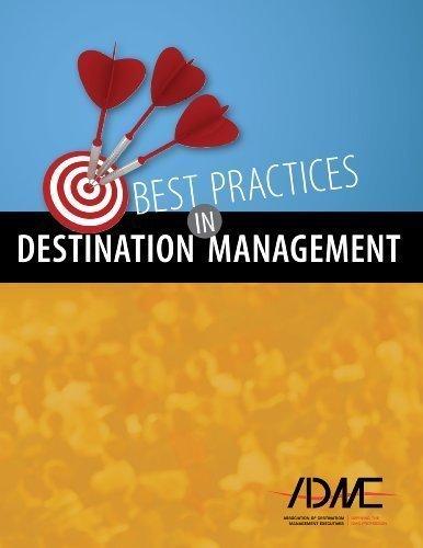 9780615430188: Best Practices in Destination Management
