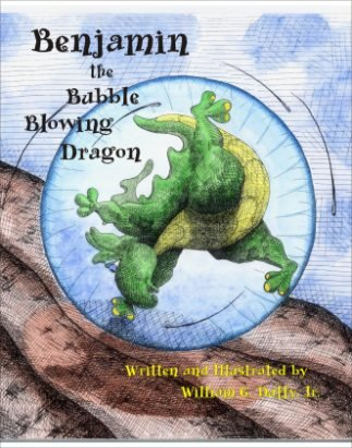 9780615430607: Benjamin the Bubble Blowing Dragon